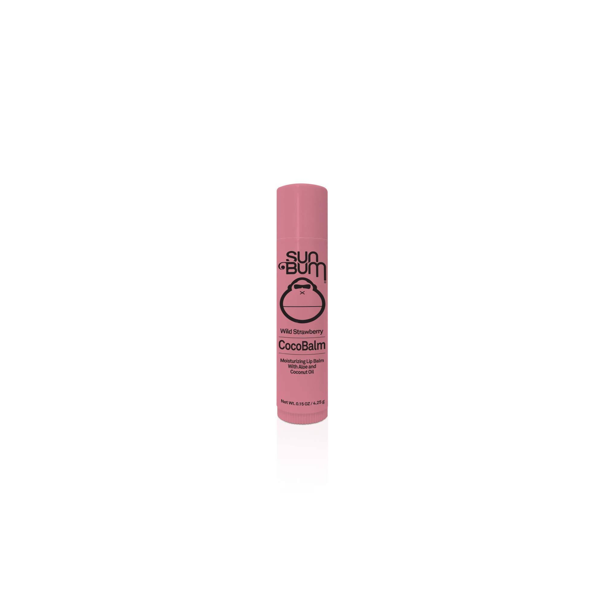 Sun Bum CocoBalm Wild Strawberry Lip Balm