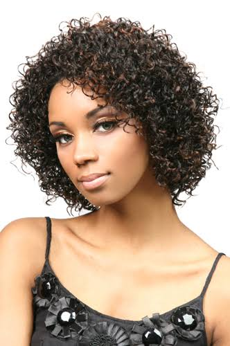 Motown Tress FXLB-206 Half Wig Synthetic - 2FT27