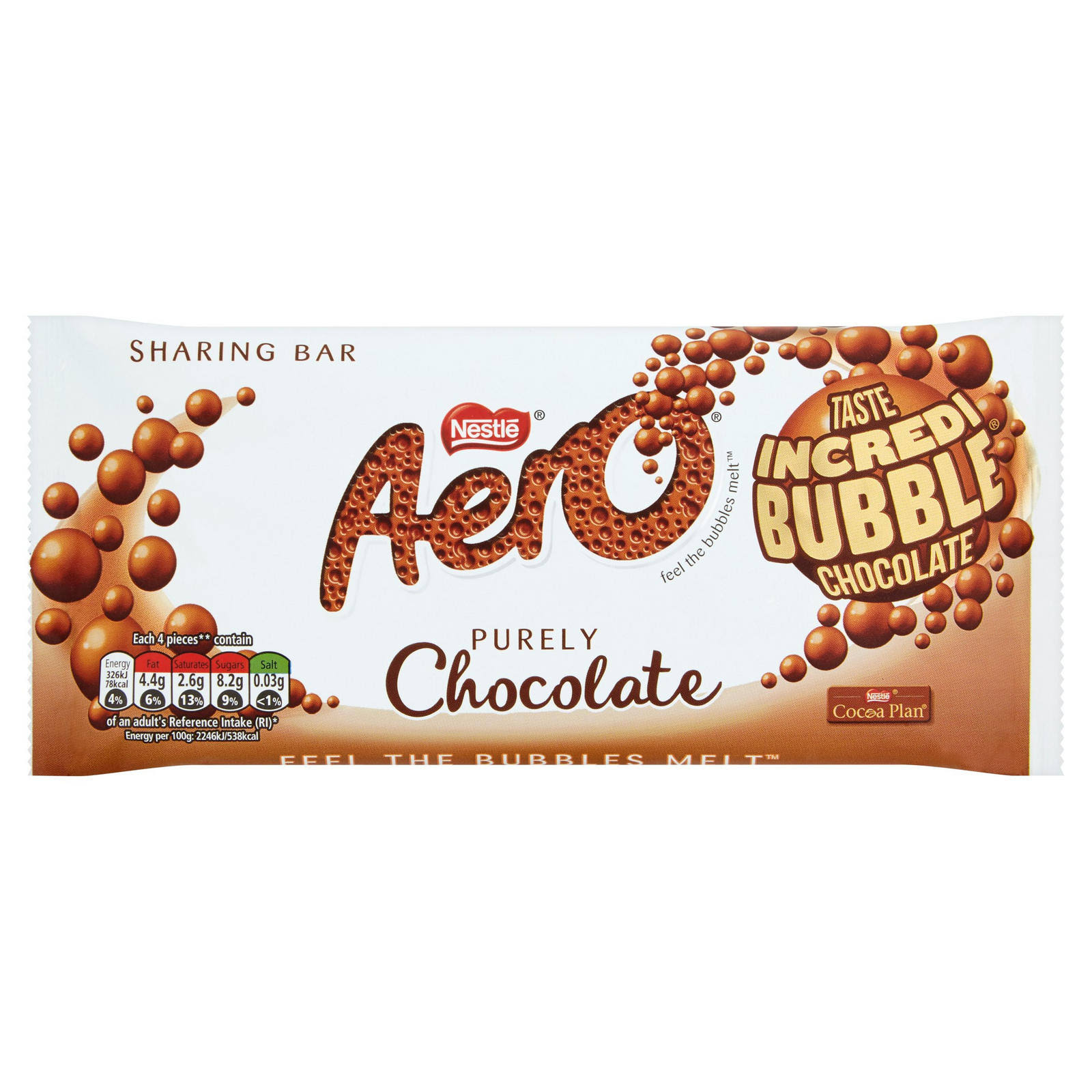 Aero Milk Chocolate Sharing Bar