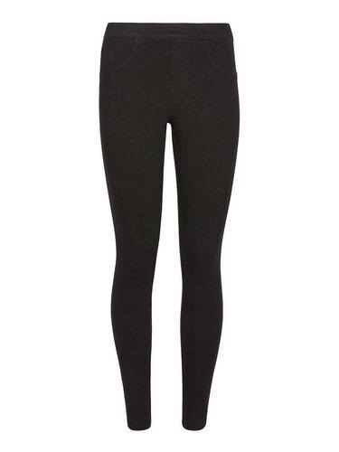Spanx Women's Jean-ish Leggings - Black, Large