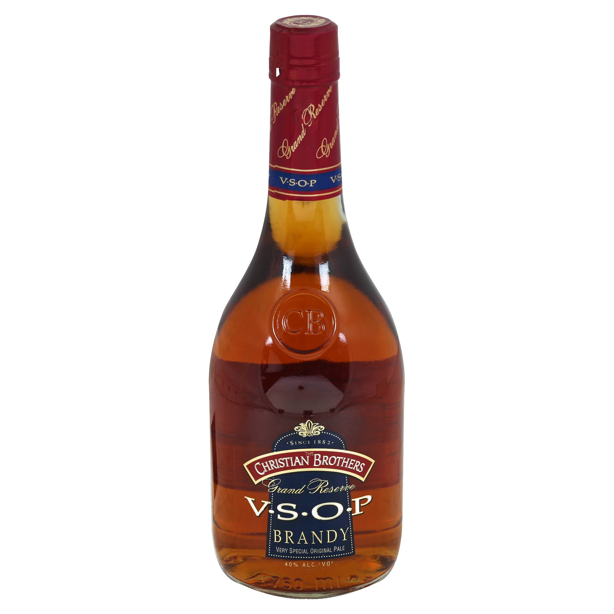 Christian Brothers Grand Reserve Vsop Brandy - 750ml