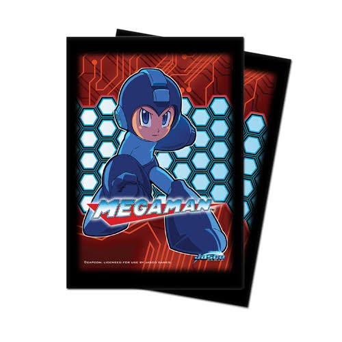 Ultra Pro Card Sleeves Standard Megaman Series