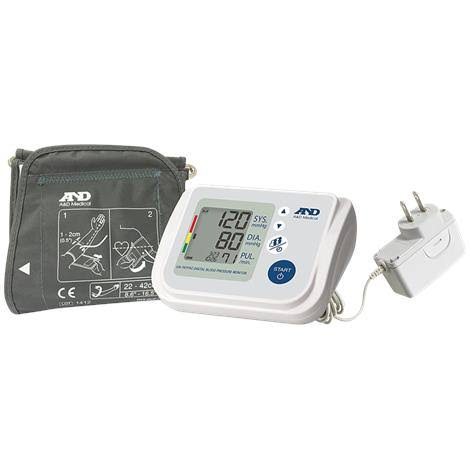 A&D Medical UA-767FAC Blood Pressure Monitor with AC Adapter