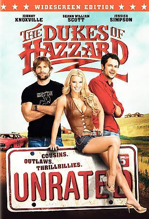 The Dukes of Hazzard Unrated DVD