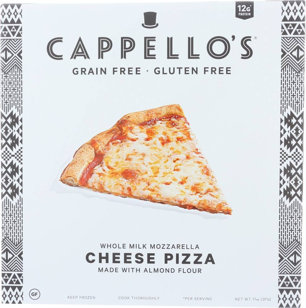 Cappello's Pizza, Cheese - 11 oz