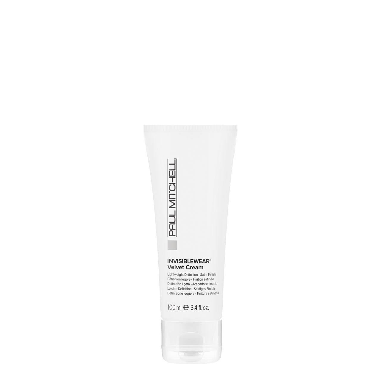 John Paul Mitchell Systems Invisiblewear Velvet Cream - 3.4oz