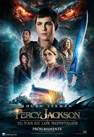 Percy Jackson: Sea of Monsters-Percy Jackson: Sea of Monsters