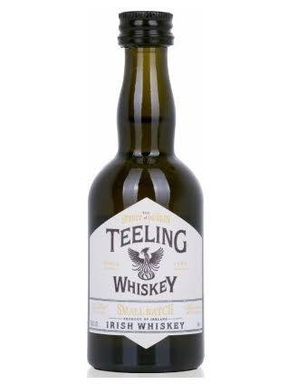 Teeling Small Batch Whiskey / Miniature Small Batch Irish Whiskey