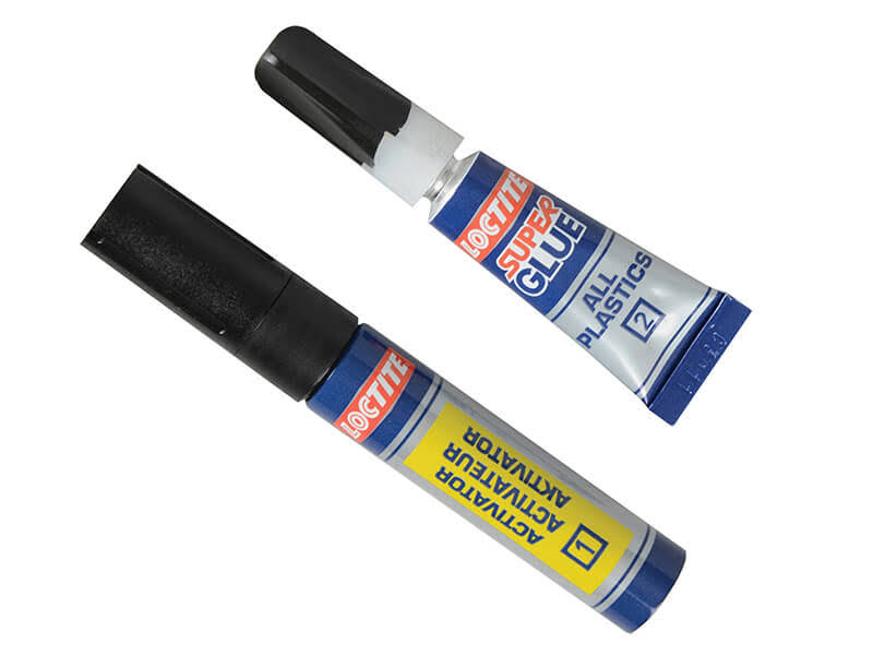 Loctite All Plastics Super Glue