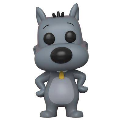 Funko Pop Disney Doug Series 1 Vinyl Figure - Porkchop, 10cm