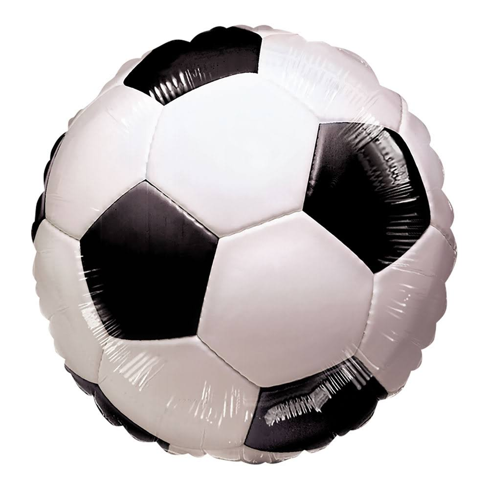 Anagram Soccer Foil Balloon