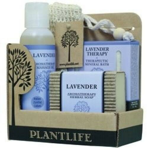 Spa Therapy Kit - Lavender