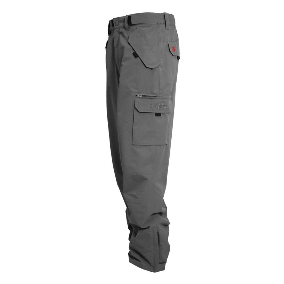 Turbine FDGB Mens Snowboard Pants L
