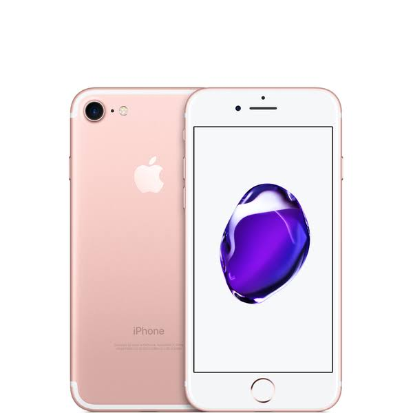 Apple iPhone 7 - 32 GB, Unlocked, Rose Gold, US Version