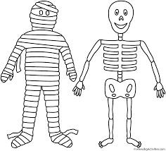 Scary Halloween Coloring Pages Online by 100 Cute Halloween Skeleton Best 25 Men Halloween Costumes
