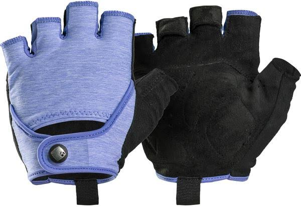 Bontrager Vella Women's Cycling Glove - Ultraviolet - Medium - 573555
