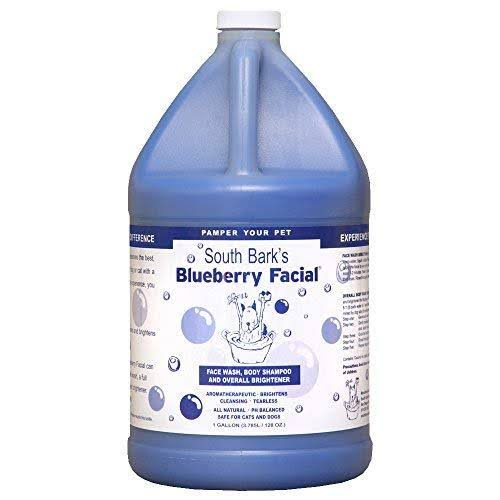South Bark's Blueberry Facial Pet Shampoo - 1gal