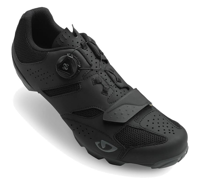 Giro Cylinder Hv Mtb Cycling Shoes - Black, 48 EU