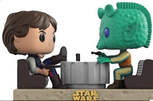 Funko Pop Star War Movie Moments 223 Cantina Faceoff