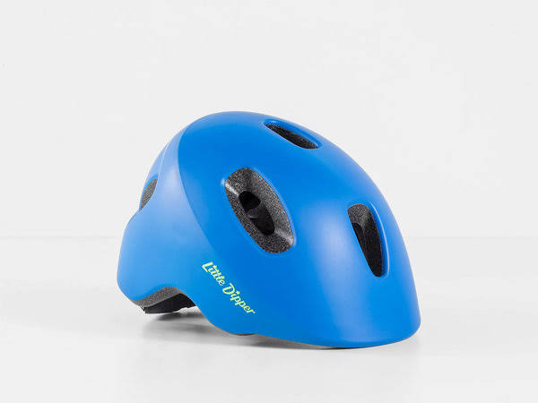 Bontrager Little Dipper Children's Bike Helmet - Royal - 46 - 50cm