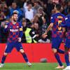 Lionel Messi equals Cristiano Ronaldo record as Barcelona return ...