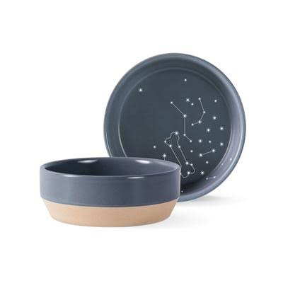 Fringe Studio Celestial Small Pet Bowl