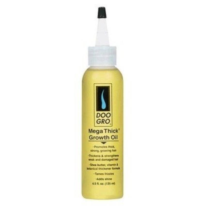 Doo Gro Mega Thick Growth Oil - 4.5oz