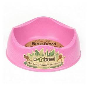 Beco Eco Pet Bowl - Pink, Large