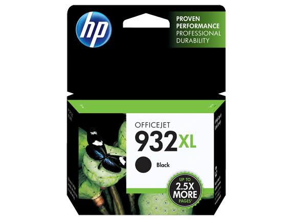 HP 932xl High Yield Ink Cartridge - Black
