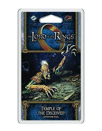 The Lord Of The Rings Temple Of The Deceived Card Game