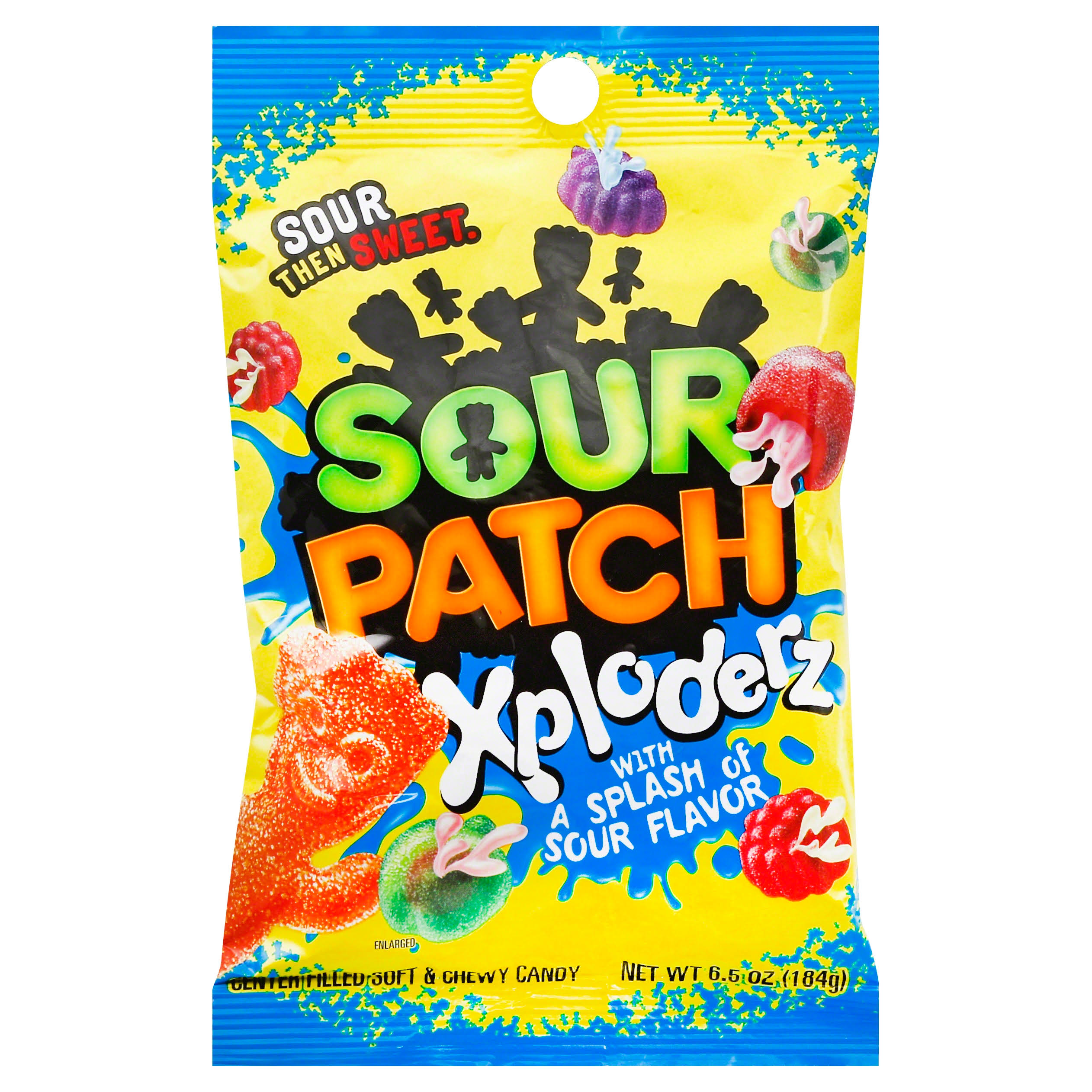 Sour Patch Xploderz Candy - 181g