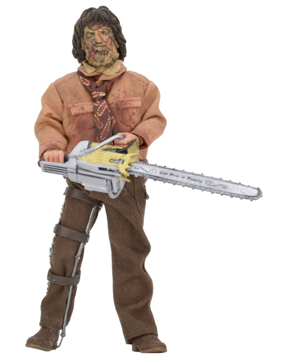 Neca Leatherface The Texas Chainsaw Massacre Iii Action Figure