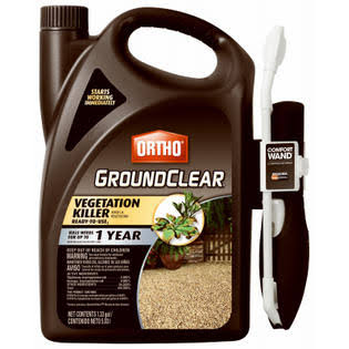 Ortho GroundClear Ready-To-Use Vegetation Killer