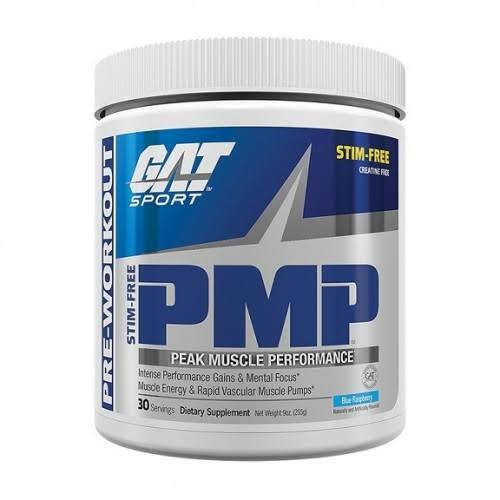 GAT P Peak Muscle Performance - Blue Raspberry