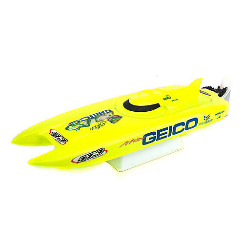 Miss Geico Catamaran Brushed Boat