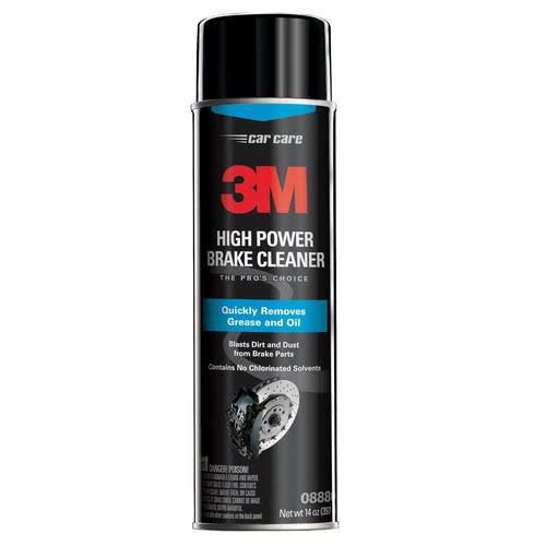3M 08880 High Power Brake Cleaner - 14 oz.