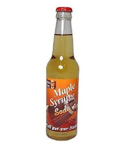 Lester's Fixins Maple Syrup Soda