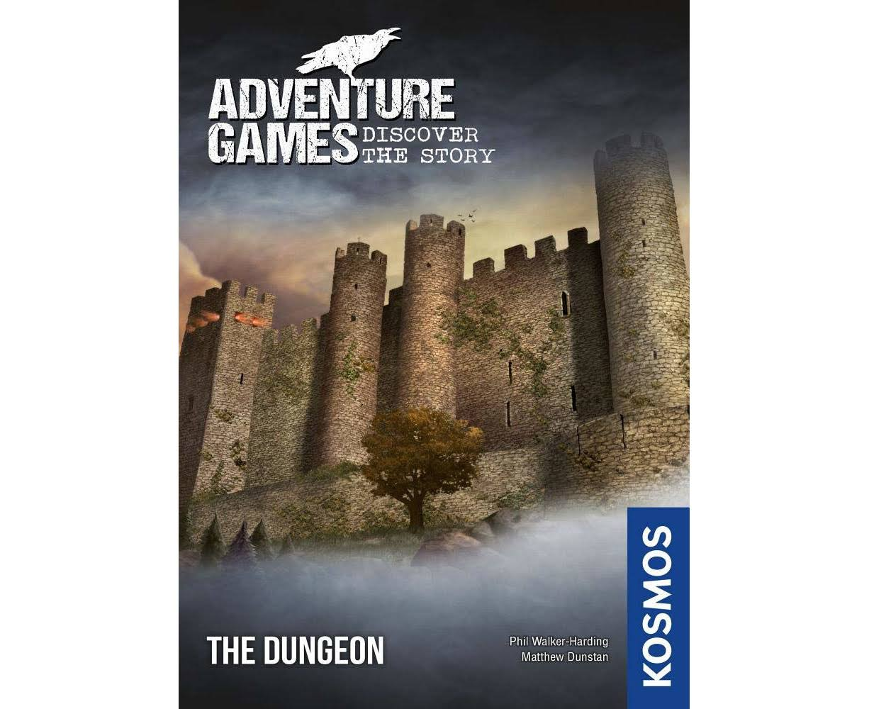 Adventure Games the Dungeon Card Game