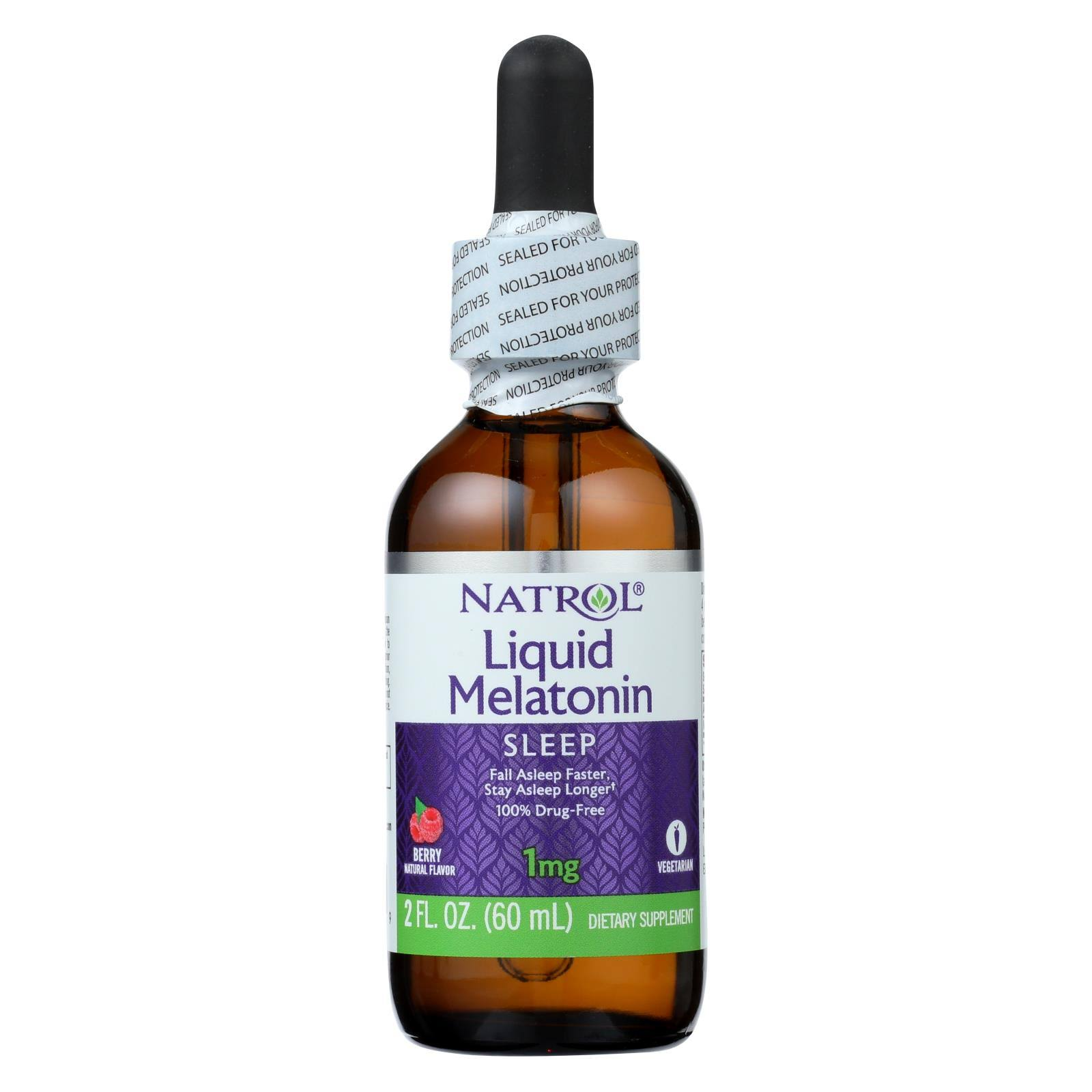 Natrol Melatonin Supplement - 60ml