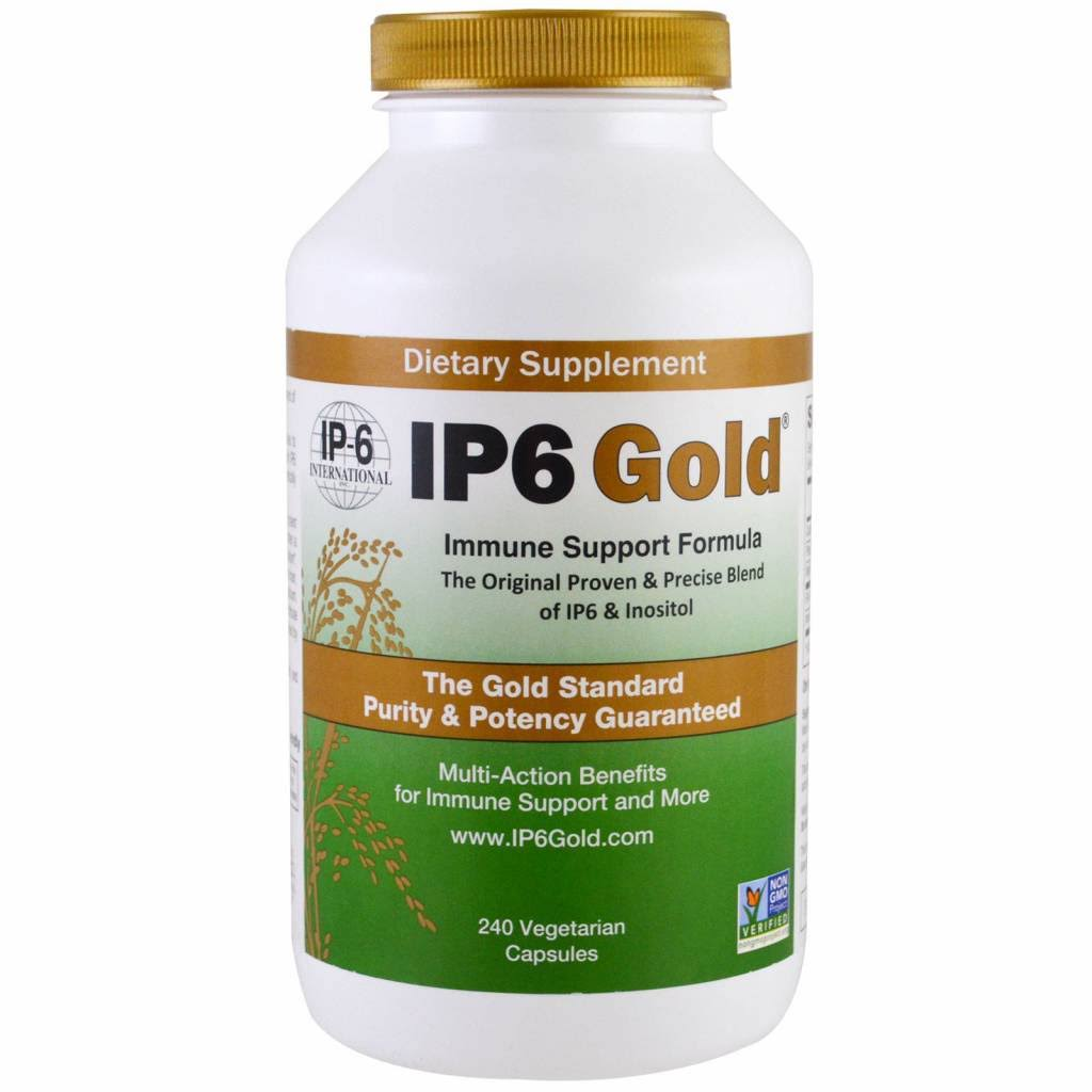 IP6 Gold Immune Support Formula - 240 ct
