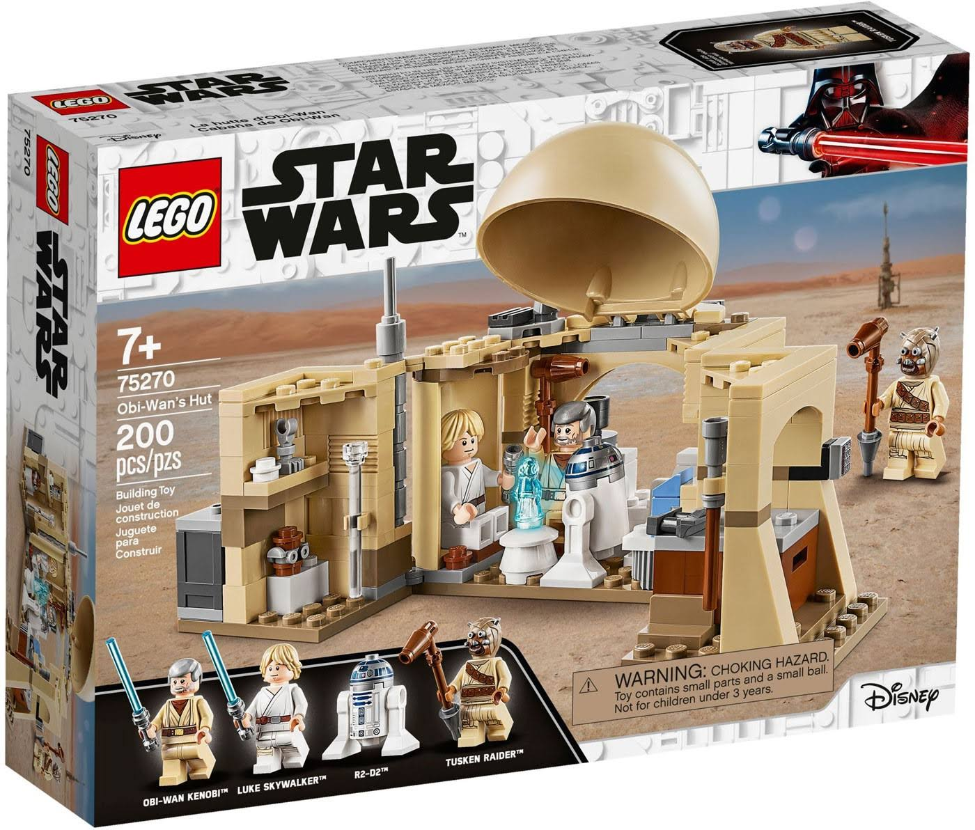 Lego Star Wars - Obi-Wan's Hut 75270
