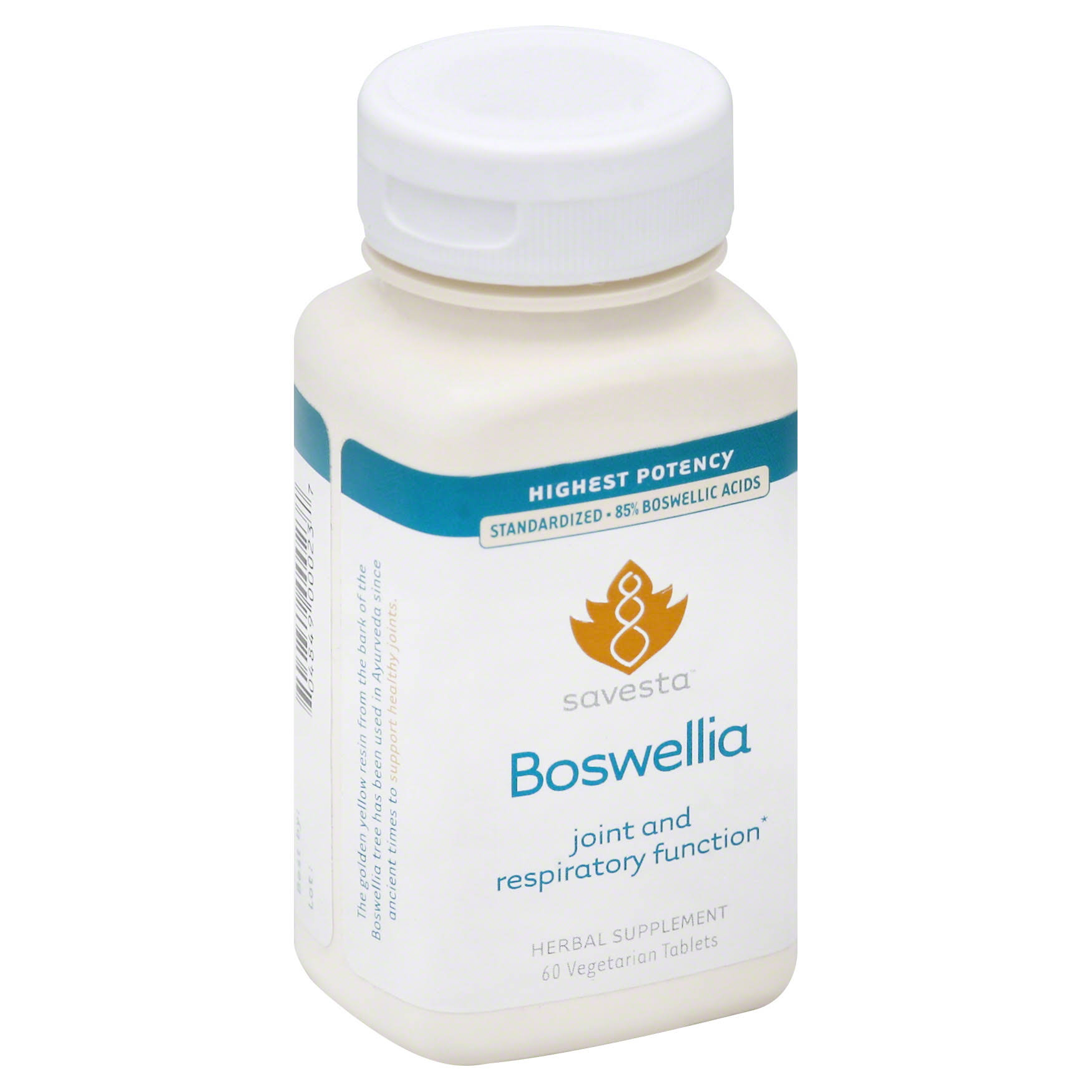 Avesta Boswellia Joint And Respiratory Function - 60 Tablets