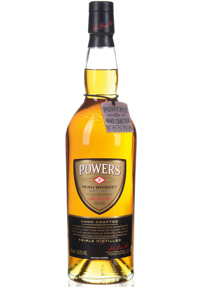 Powers Gold Label Irish Whiskey - 700ml
