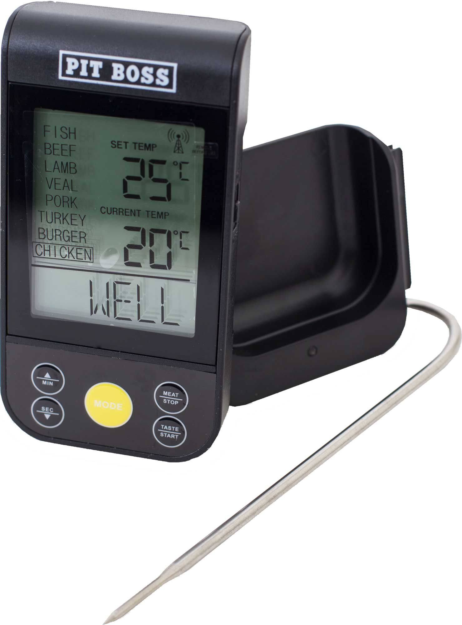 Pit Boss Grills 67273 BBQ Remote Grill Thermometer