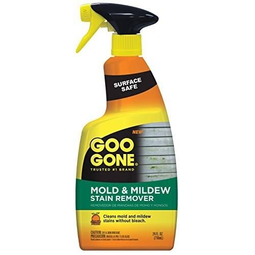 Goo Gone Mold and Mildew Stain Remover - 24oz