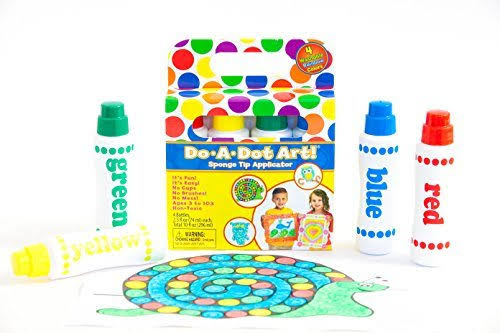 Do-A-Dot Art Markers - 4 Pack
