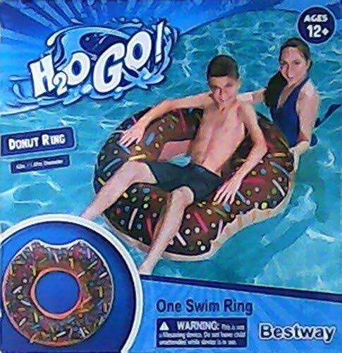 H2o Go! Swim Ring, Donut Ring