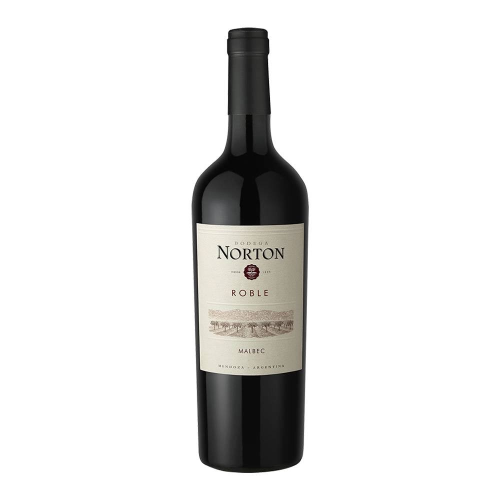 Norton Barrel Select Malbec Wine - Mendoza, Argentina
