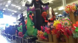 Halloween Express Charlotte Nc by At Home Halloween 2016 In Store Youtube