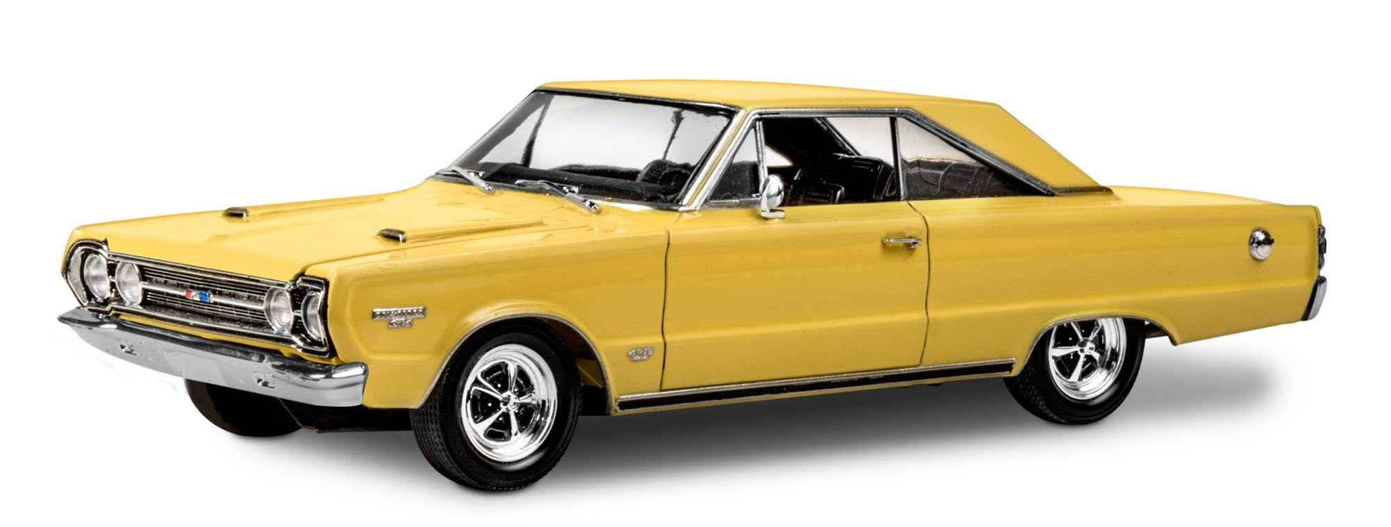 Revell 4481 1967 Plymouth GTX Model Car Kit